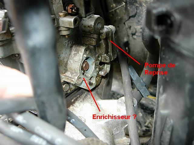 carburateur solex 32 34 z2
